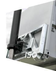 Výroba kontejnerů ISO