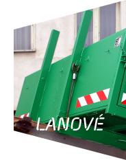 Výroba kontejnerů LANOVÉ
