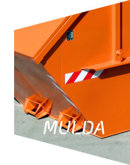 Výroba kontejnerů MULDA