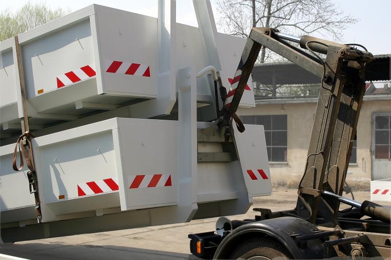 typ: Redukce výška háku 1570/1000 mm,  kód: 2002b-xxxx-190-9072, kontejner s v. h. 1570 mm s redukcí pro v. h. 1000 mm, pro univerzální použití a úsporu nákladů