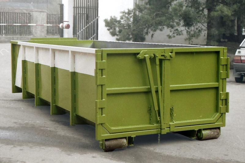 typ: ABL-500PED1000-18.2D,  kód: xxx-xxxx-scan-10135, kontejner s tzv. švédským zavíráním zadních vrat, málo používané